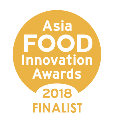 Asia food innovation award