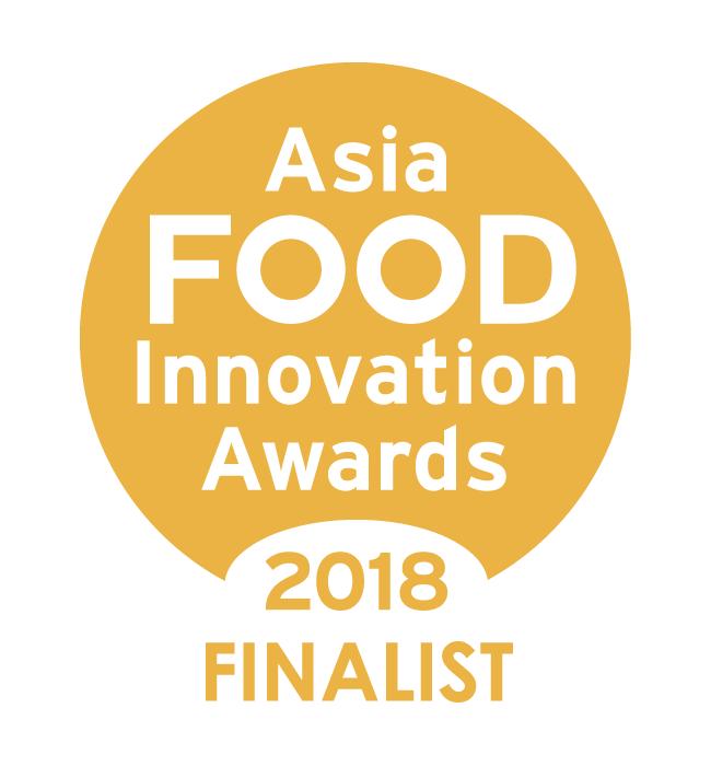 Asia food innovation award